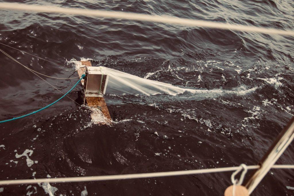 Manta trawl micro plastics good karma projects