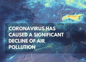 Coronavirus Environmental impact
